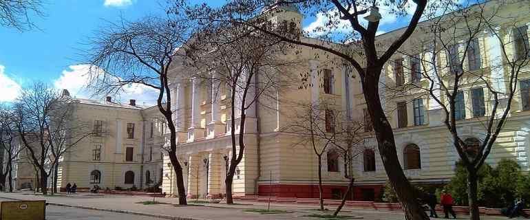best medical university in ukraine and odessa national medical university