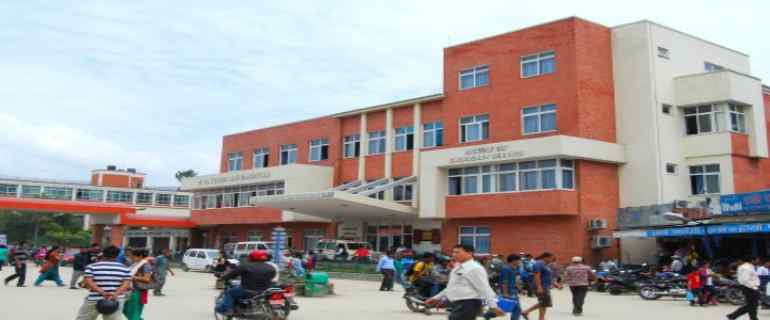 MBBS Admission process in Nepal