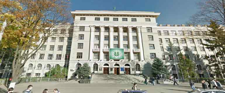 ukraine medical university and kharkiv national medical university